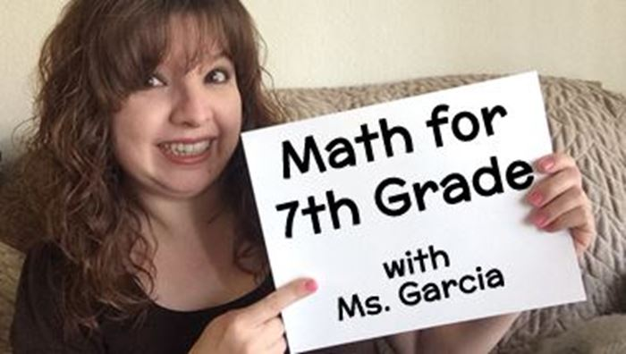Picture of Math for 7th Grade