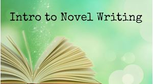 Picture of Intro to Novel Writing