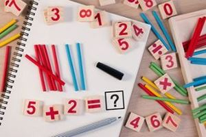 Picture of Math for 1st Grade