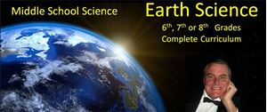 Picture of Middle School - Complete Earth Science Curriculum
