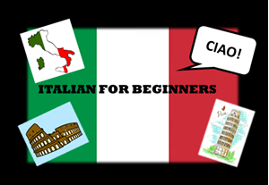 Picture of ITALIAN COURSE FOR BEGINNERS